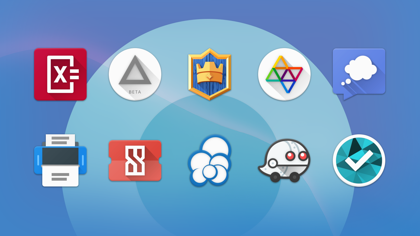 Supreme Icon Pack Screenshot 8