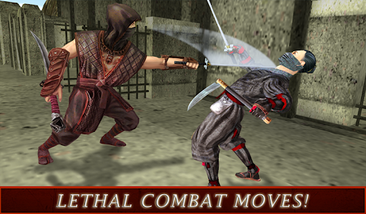 Ninja Warrior Assassin 3D- screenshot thumbnail