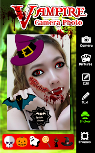 Vampire Photo Editor Pro - screenshot
