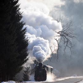 by AX Bratu - Transportation Trains
