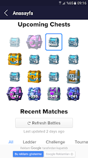 Free Stats Royale Next Chest (Rotasyon) APK for Windows 8
