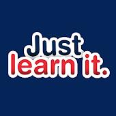 Just learn it. APK for Bluestacks