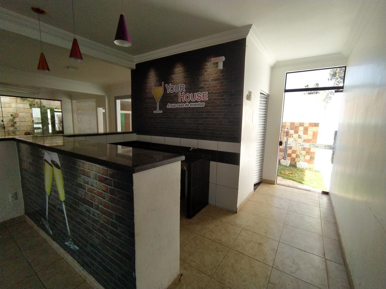 Salão e Minibar