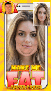 Make Me Fat - Photo Booth - screenshot