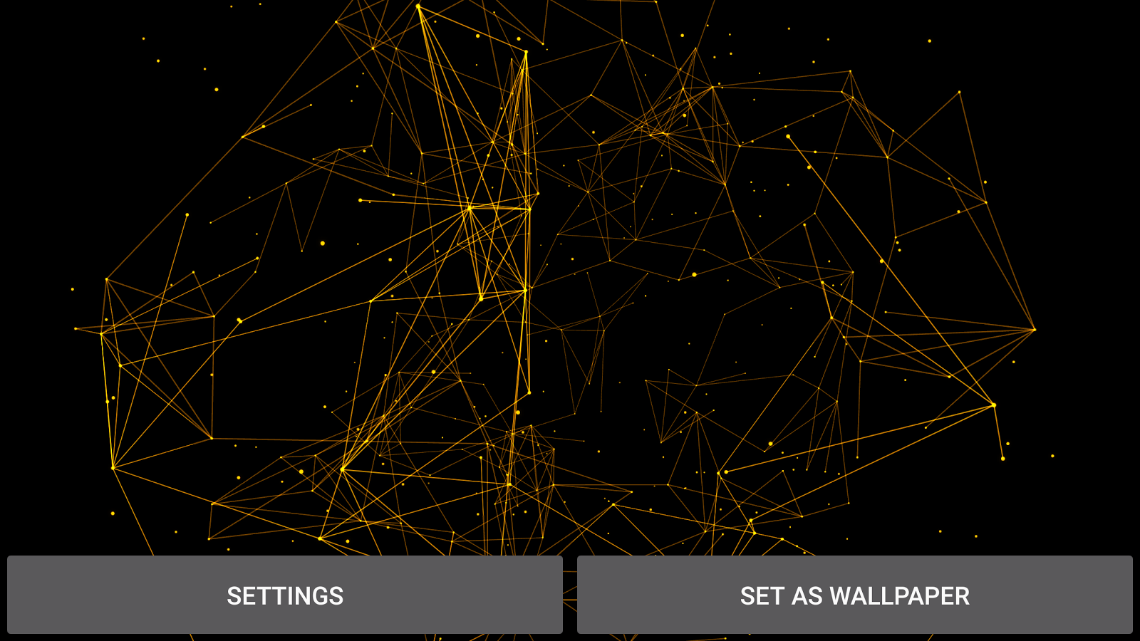 Particle Plexus Live Wallpaper Screenshot 19