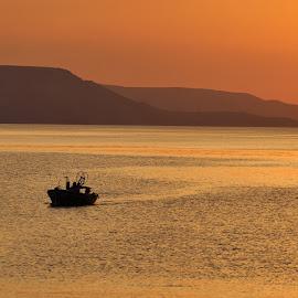 Boat by Igor Gruber - Transportation Boats