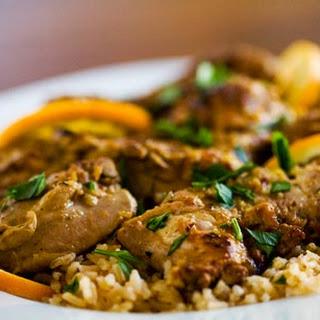 Orange Marinated Chicken Recipes