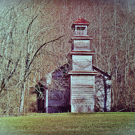 Byrd Chapel by Diane Merz - Digital Art Things