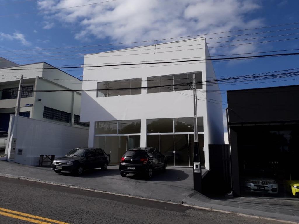 Prédio à venda, 394 m² por R$ 1.800.000 - Centro - Vinhedo/SP
