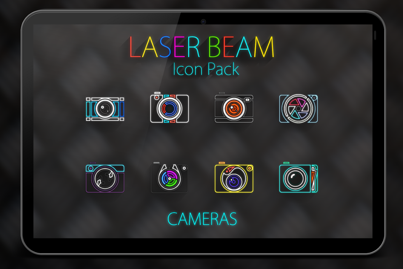 Laser Beam Icon Pack Screenshot 10