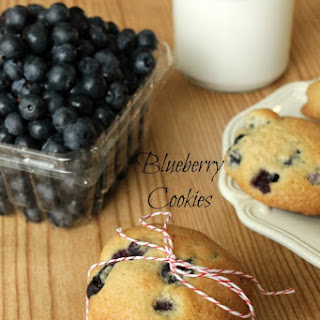 Blueberry Cookies Recipes