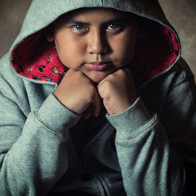 I AM BIG by Syam Kiki - Babies & Children Child Portraits ( #kids portraiture #aiman #no1 )