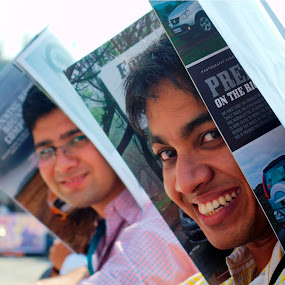 Friends by Mangesh Jadhav - People Street & Candids