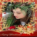 Christmas Frame Wallpaper Icon