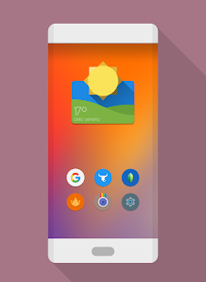 NAXOS FLAT ROUND - ICON PACK- screenshot thumbnail
