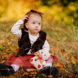 Selena by Klaudia Klu - Babies & Children Child Portraits
