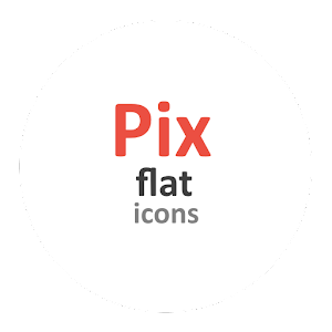 Pix-Flat Icon Pack For PC