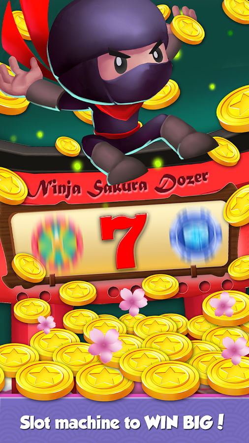 Coin Mania: Ninja Dozer Screenshot 1