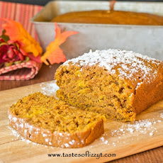 Simply Pumpkin Bread