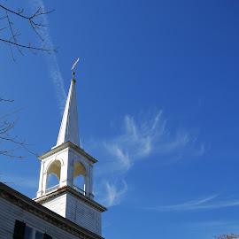 steeple 2 by Martin Stepalavich - Buildings & Architecture Places of Worship