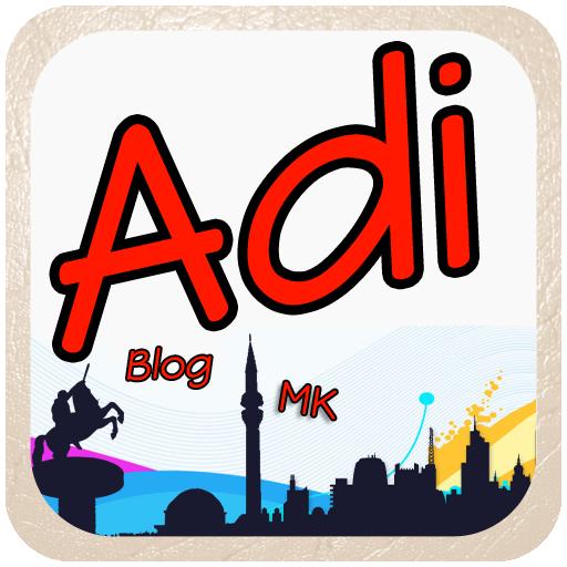 Android aplikacija Adi Blog Mk na Android Srbija