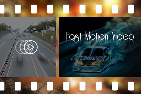 Fast Motion Video Maker - screenshot