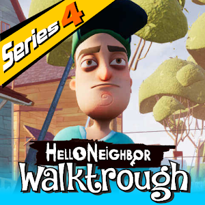 My Alpha 4 Series - Gameplay Neighbor Walkthrough For PC (Windows & MAC)