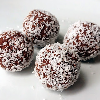 No Bake Protein Truffles ? FitTeam14 September