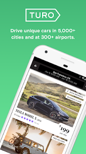 Turo - Better Than Car Rental for pc