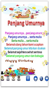 Indonesian children song- screenshot thumbnail