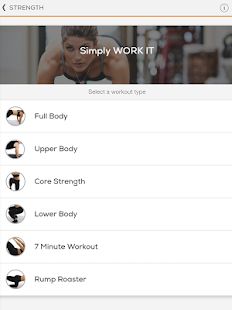 Sworkit Personalized Workouts- screenshot thumbnail