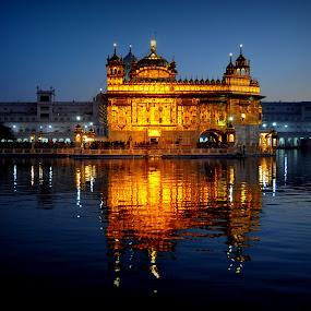beautiful golden temple amritsar by Parvesh Rana - Landscapes Travel