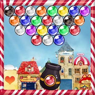 Bubble Shooter Kingdom Land - screenshot