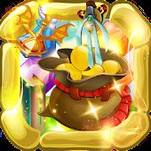 Game Jewels Miner Dash Hexagon version 2015 APK