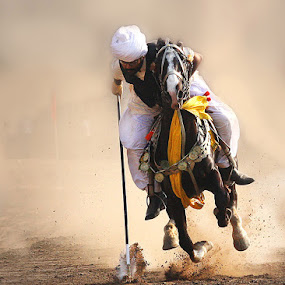 Target Achieved by Abdul Rehman - Sports & Fitness Other Sports ( multan, horse riding, horse, pakistn, rural sport, rural,  )