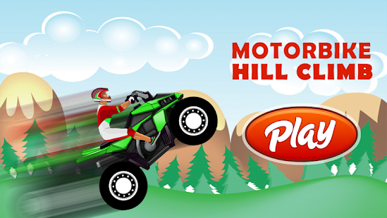 Motorcycle Hill Climb Race - screenshot