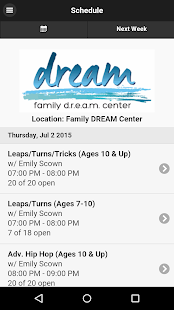 Family DREAM Center - screenshot