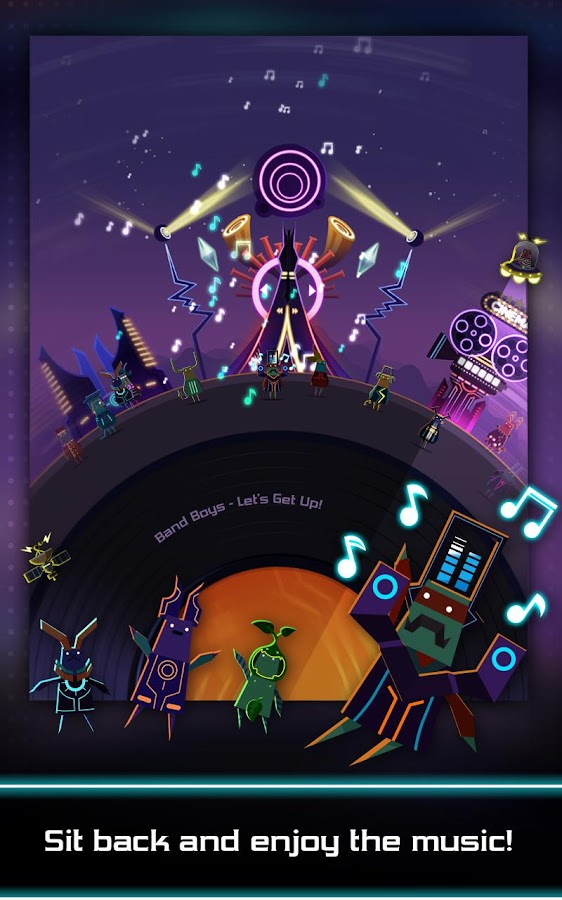 Groove Planet Screenshot 4