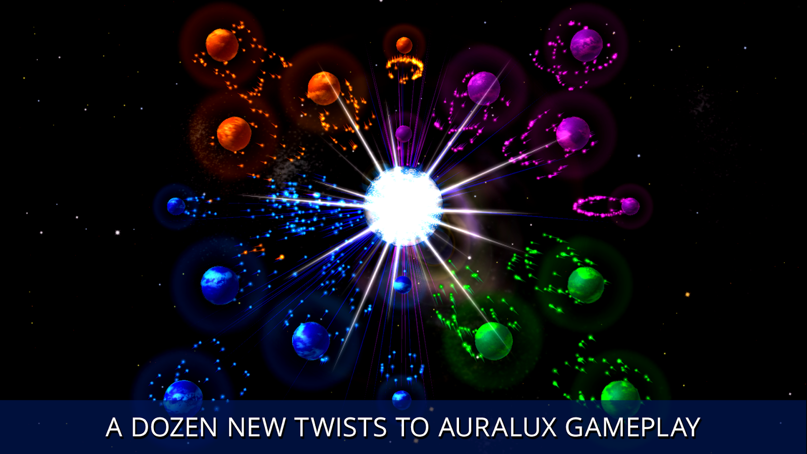 Auralux: Constellations Screenshot 4