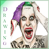App How to Draw Suicide Squad APK for Windows Phone