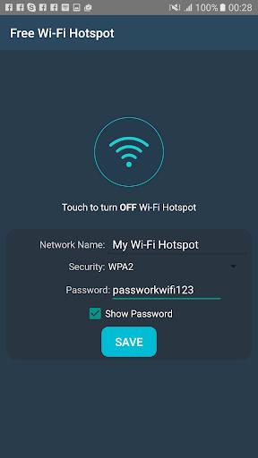 Free Wifi Hotspot Portable For PC