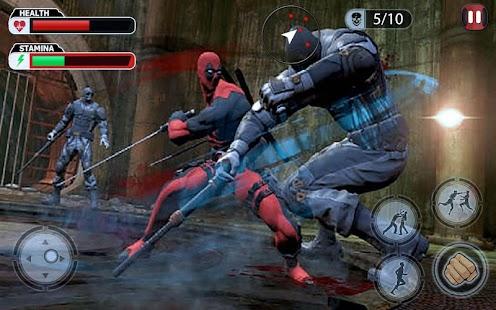 Incredible Super Hero Deadpool Guardian of Galaxy