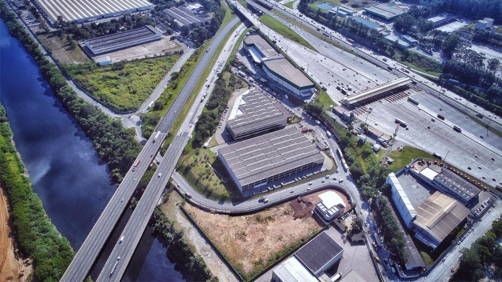 Galpão industrial para locação, Empresarial Rodoanel Barueri