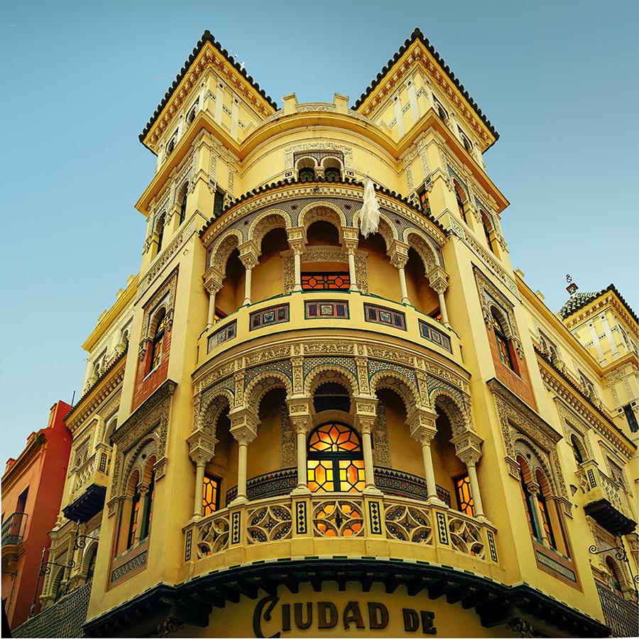 Seville by Zdenka Rosecka - Buildings & Architecture Public & Historical