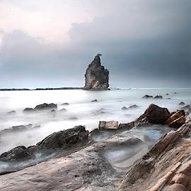 Sawarna by Doeh Namaku - Landscapes Travel