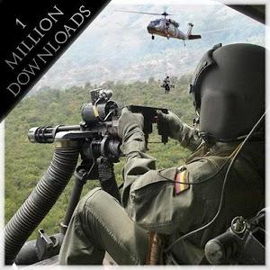 Cover art Commando Air Strike