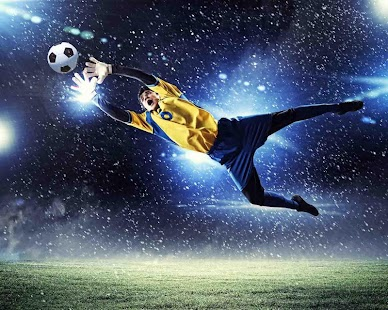 Soccer wallpaper - screenshot