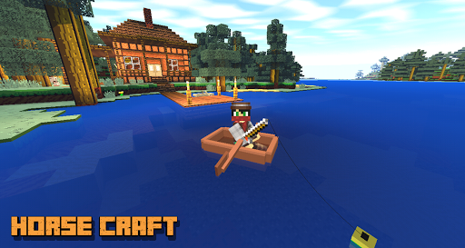 Horsecraft: Survival and Crafting Game For PC