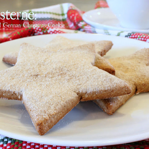 Zimtsterne Recipe (Almond Spice Cookies)