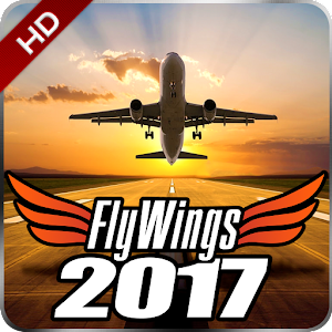 Flight Simulator FlyWings 2017 APK Cracked Download